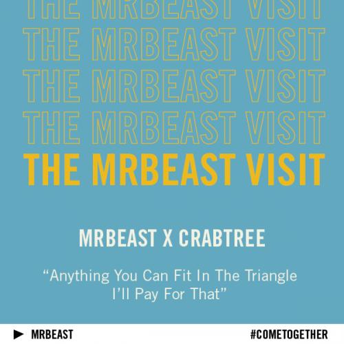MrBeast Visited Crabtree